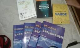 Livros de enfermagem para universitários