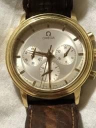 Relógio Ômega de ouro