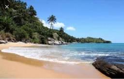 COMPRO terreno na beira da praia