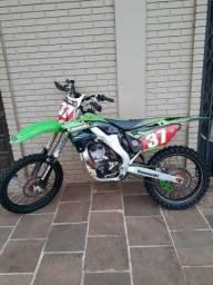 Kawasaki Kx250f - 2007