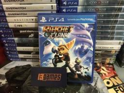 Rachet and Clank ps4 midia fisica