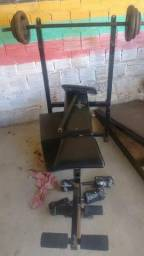 Maquina Musculacao 8x1