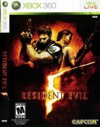 Resident Evil 5 para Xbox 360 Desbloqueado