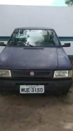 Fiat uno mille motor 1.0 emplacando recibo na mao. - 1997