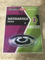 Box de Livros MATEMÁTICA PAIVA 1 - Moderna PLUS