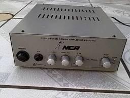 Amplificador NCA 50 watts R$ 180,00