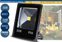 Refletor de Led 30W - Imperdivel