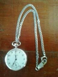 Relógio de Bolso Mondaine (década de 60)Super conservado