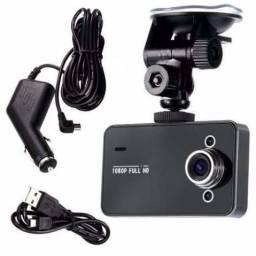 Câmera Filmadora Full Hd 1080p Veiculo Vehicle Blackbox Dvr sem custo de motoboy