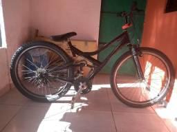 Bike Rebaixado Conservada!