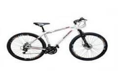 Bicicleta Branca Aro 29 Wny Kit Shimano 24v Disco Shimano Quadro 21