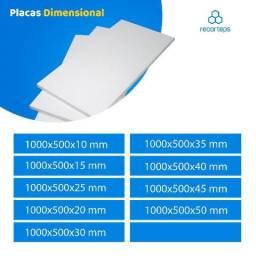 Placas De Eps (isopor) - 1000x500x15mm 30 Peças P/ Pacote