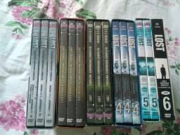 Série Lost Completa e original