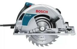 Serra circular 9 1/4 modelo GKS235 - 110 Volts marca Bosch