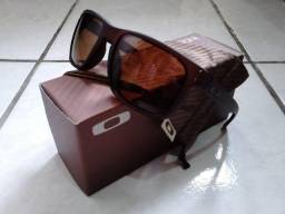 Óculos Oakley modelo Holbrook marrom (Novo, sem uso) Na embalagem