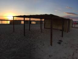 Barraca de aluguel na Praia da Gaivota em Araguacema