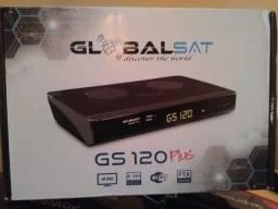 Receptor de TV digital HD GS