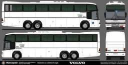 Ônibus ou troca por carro - 1991