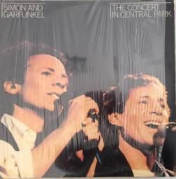 Vinil Simon And Garfunkel The Concert in Central Park
