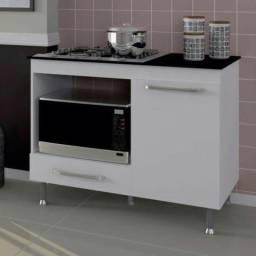 Balcão de Cooktop Indekes - direto do fabricante receba até 24h pague na entrega