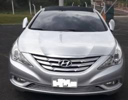 Hyundai Sonata Impecável e Conservado com Multimidia e Duplo Teto Solar - 2011