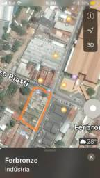 Área no bairro de Jaraguá 2550 m2
