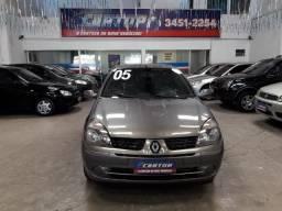 Renault Clio Sedan Privilege 1.6 Flex - 2005