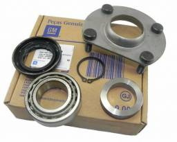 Kit rolamento eixo traseiro 5 furos- S10/Blazer 1997 a 2011 GM *
