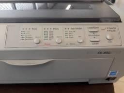 Impressora Matricial Epson FX-890 Novinha!!