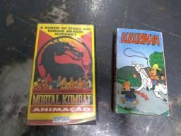 Fitas VHS bem raras