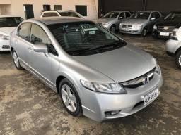 Honda civic LXS 1.8 automático - 2010