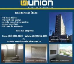 Oferta Imóveis Union! Apartamento no bairro Cristo Redentor em andar alto, com 54,67 m² !