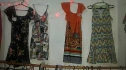 Vestidos croppds