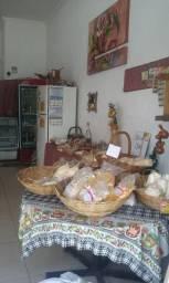 Fundo de loja ( equipamentos e estoque)