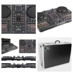 Controladora Xponent M-Audio + Case