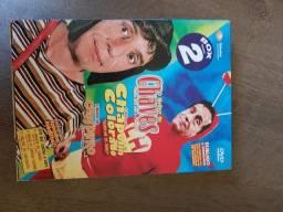 Box do Chaves com 3 dvds originais