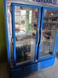 Freezer Expositor (Vertical) - Pólo Frio - Usado