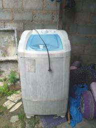 Máquina de lavar 6kg esmaltec