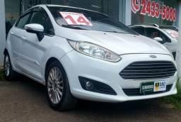 Ford Fiesta Titanium 1.6 2014