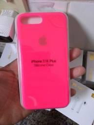 Capinha iPhone silicone R$35,00 Fazemos entregas