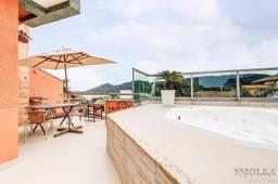 Apartamento para alugar com 4 dormitórios em Lagoa da conceição, Florianópolis cod:10984