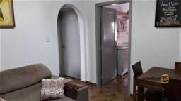 Apartamento com 2 dormitórios à venda, 69 m² por R$ 220.000 - José Menino - Santos/SP