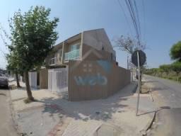 SOBRADO de esquina para venda no bairro Cidade Industrial de Curitiba 2 dormitórios, banhe
