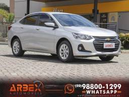 Onix Sedan Plus LTZ 1.0 12V TB Flex Aut. 2019/2020 Com 2.900 Km