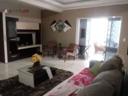 Apartamento para alugar, 127 m² por R$ 2.800,00/mês - Meia Praia - Itapema/SC