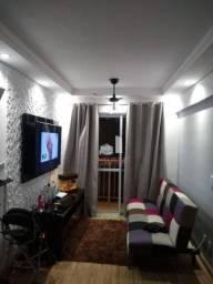 Apartamento com 3 dormitórios à venda, 56 m² por R$ 220.000,00 - Portal dos Ipês II - Caja