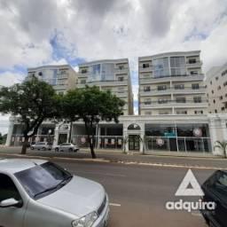 Apartamento com 2 quartos no Residencial Mauá - Bairro Oficinas em Ponta Grossa