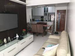 Lindo Apartamento 3 quartos (1suite), 2 Vagas - Cond AlphaPlus