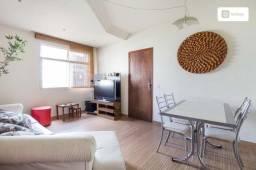 Apartamento com 65m² e 2 quartos