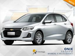 CHEVROLET ONIX 1.0 FLEX LT MANUAL